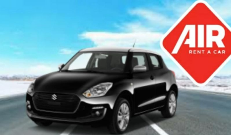 location voiture suzuki swift