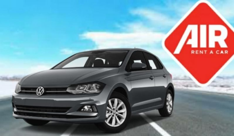 location voiture volkswagen polo Tunisie