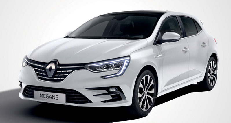 location Renault Megane 2020 Tunisie